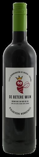 Afbeelding van BIO De Betere Wijn Monastrell