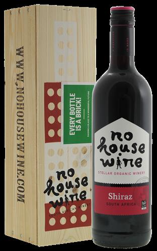 Afbeelding van BIO No House Wine bordeauxkist 1-vaks