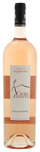 Afbeelding van BIO Croix de Basson rosé magnum