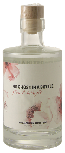 Afbeelding van No Ghost in a Bottle Floral Delight 35 cl