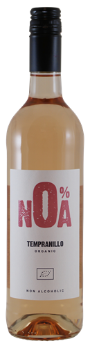Afbeelding van Bio Noa Organic Tempranillo rosé