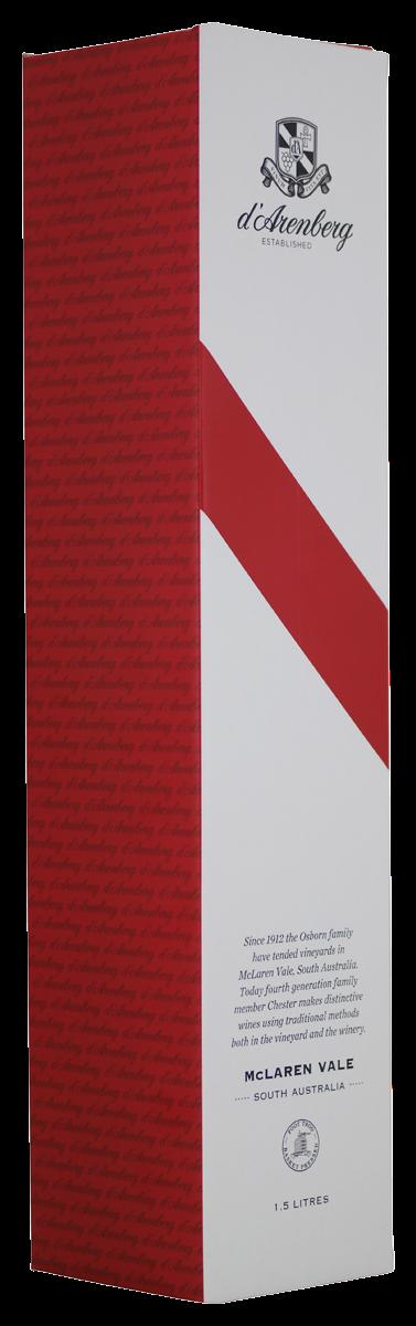 Afbeelding van d'Arenberg The Dead Arm Shiraz magnum
